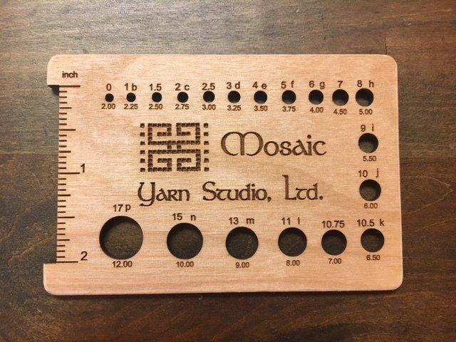 Custom Needle Gauge