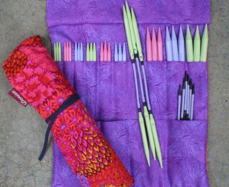 Denise2Go FLEX Double Pointed Needle Set: US 5-15