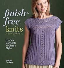 Finish-Free Knits: No-Sew Garments