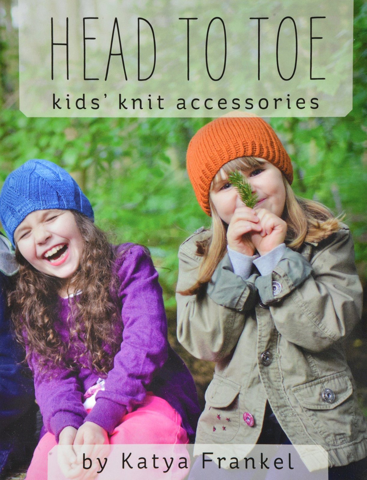 Head to Toe: Kids' Knit Accessories