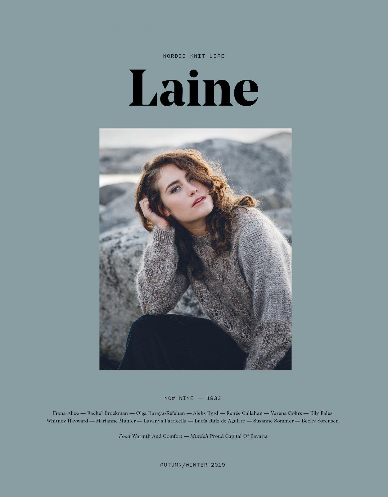 Laine Magazine: Issue 9