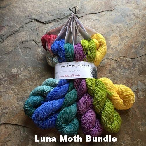 Entomology Bundles / Spruce Fingering