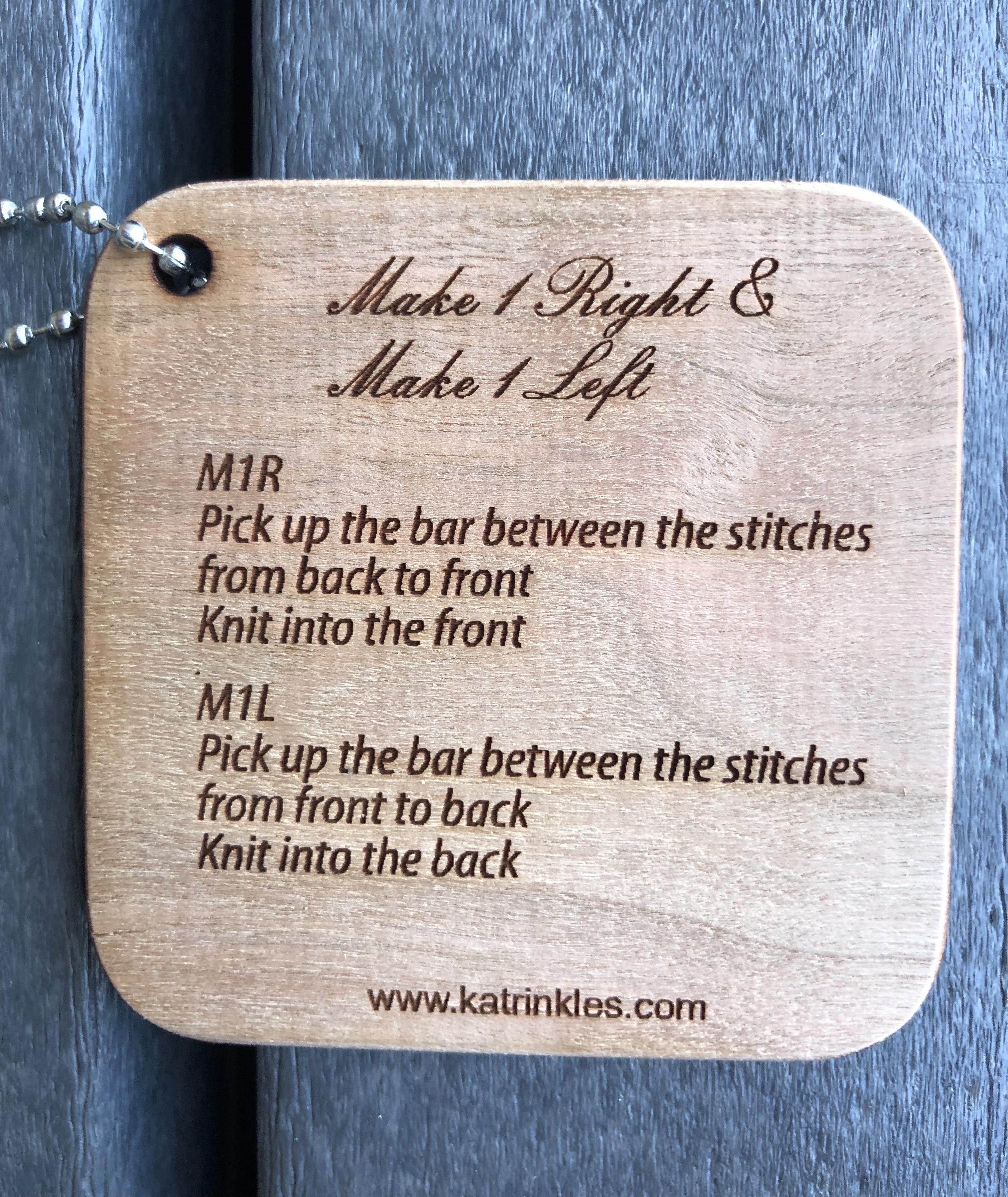 M1R & M1L Mini Tool Keychain