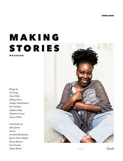 Making Stories Magazine: Issue 3: Growth