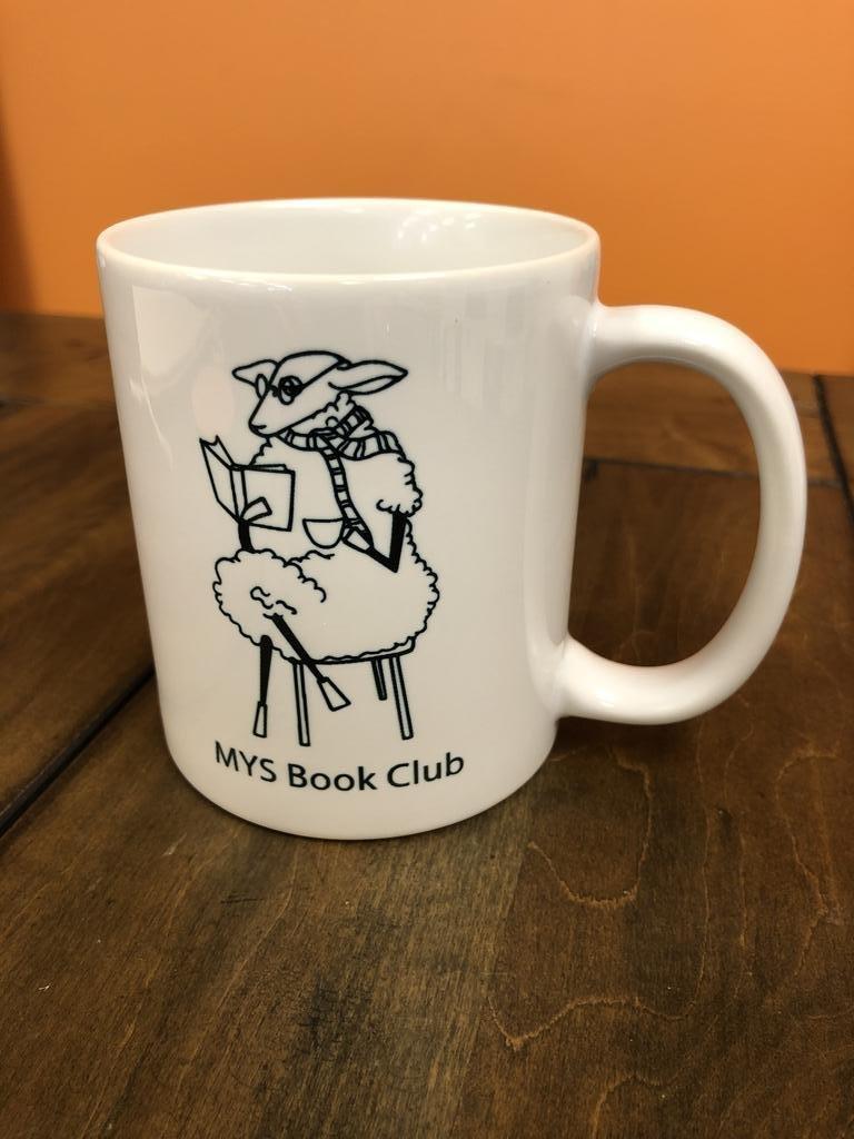 MYS Book Club Mug