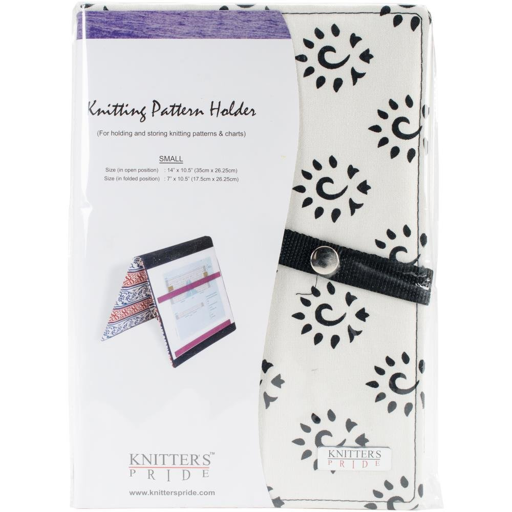 Knitting Pattern Holder - Small