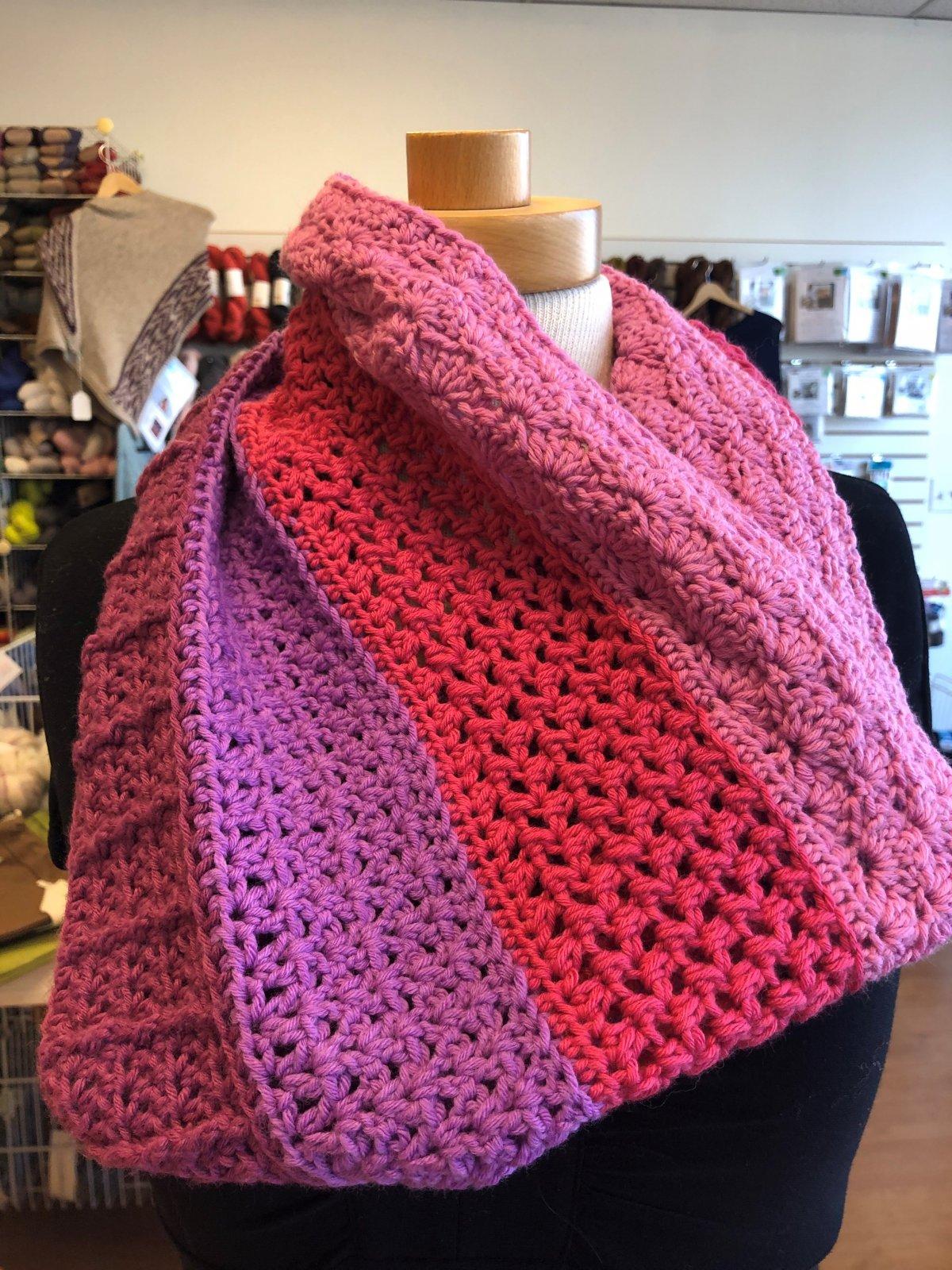 Quartet in Color-Crochet Edition