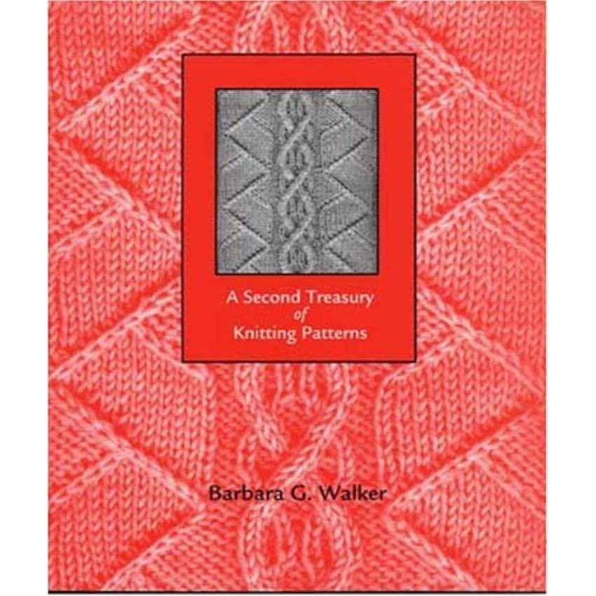 A Second Treasury of Knitting Patterns