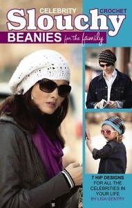 Celebrity Slouchy Beanies for the Family (Crochet)