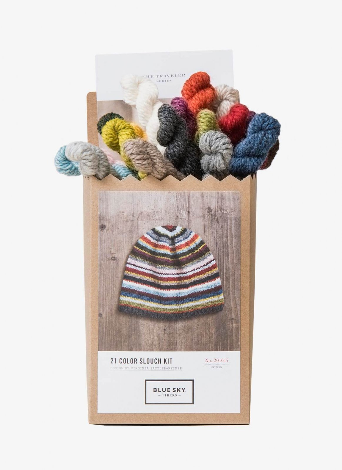 21 Slouch Hat