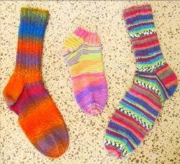 Basic socks ala Jeane