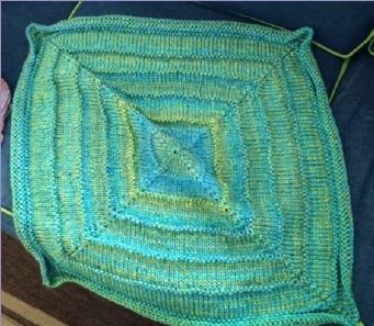 Belly Button Blanket