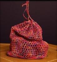 Crochet String Bag