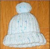 Itty Bitty Baby Hat