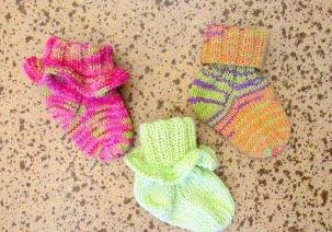 Baby Socks ala Jeanne