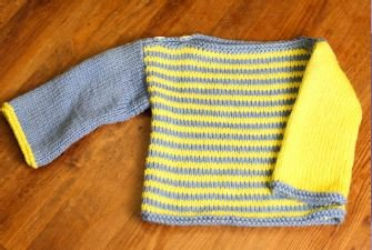 Stripey Kid Sweater