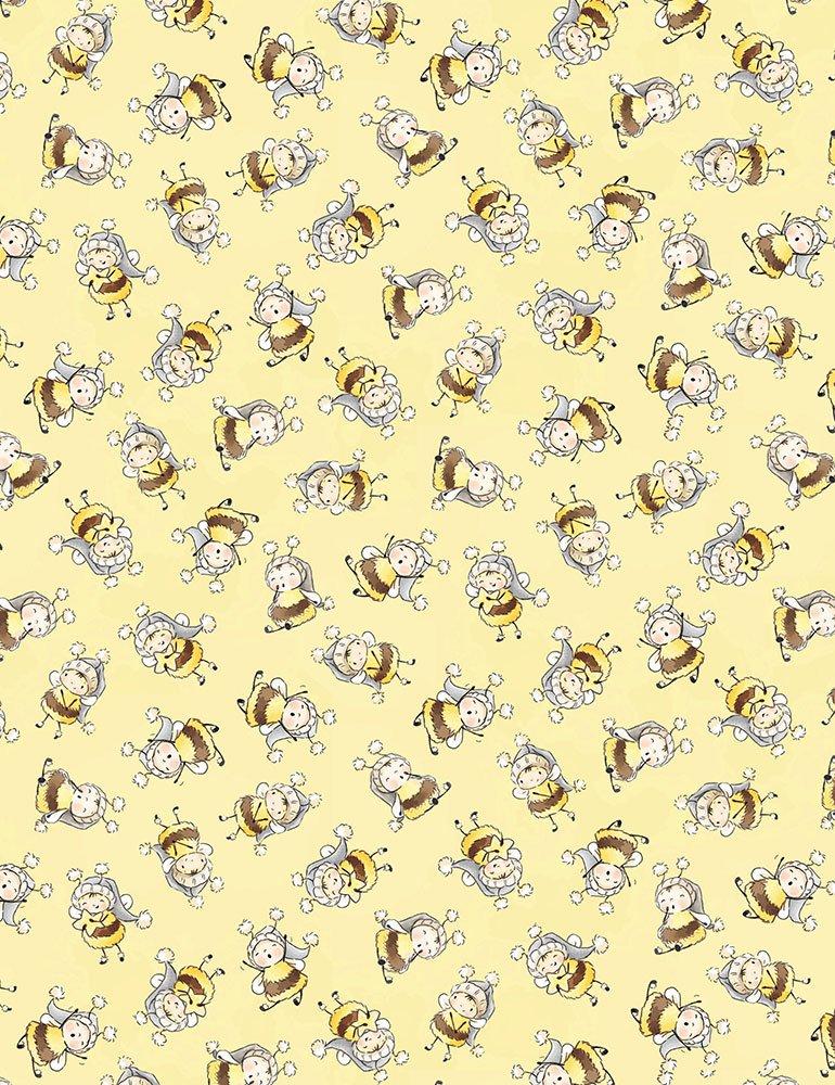 Bunnies C6455 Yellow