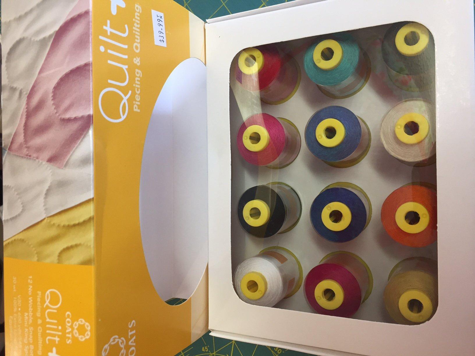 Brights-cotton ELS Thread