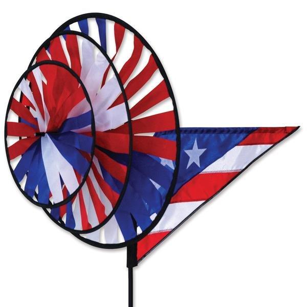 PK18 Tripple Spinner Patriotic