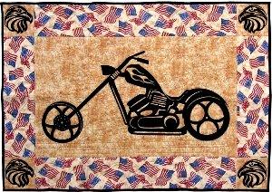 Creative Iron Easy Rider Chopper