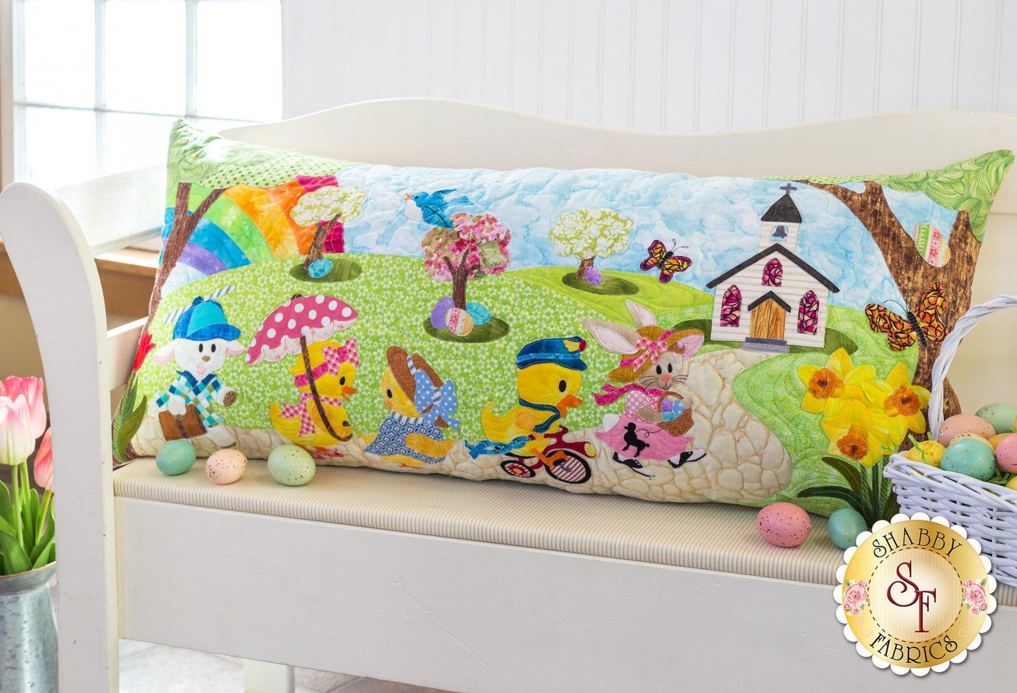 Easter Sunday Pillow