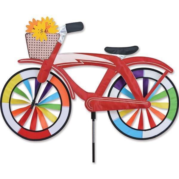 PK18 Bike Spinner Red Classic Cruiser