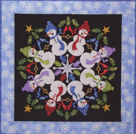 Circle Of Friends - Silly Snowmen
