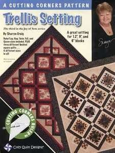 Cutting Corners - Trellis Setting