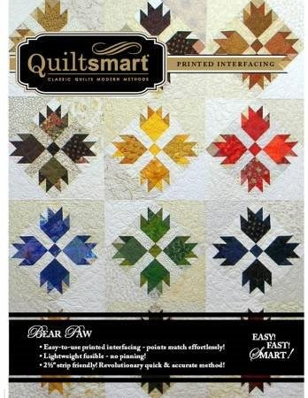 Bear Paw Classic Pack by Quiltsmart