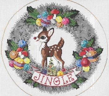 JINGLE by Sandra Gilmore STITCH GUIDE SG181223sg