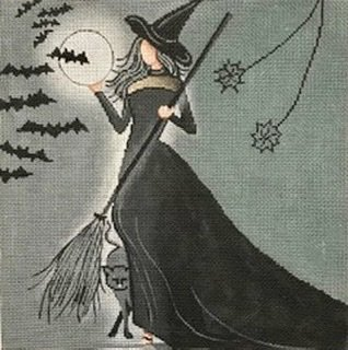 PM20100 Witch by Patti Mann