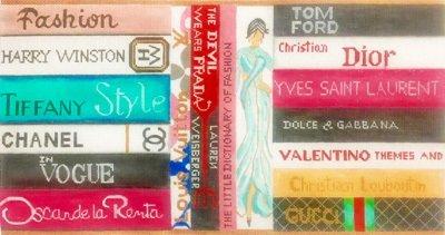 FASHION BOOKS by Alice Peterson AP2931 STITCH GUIDE