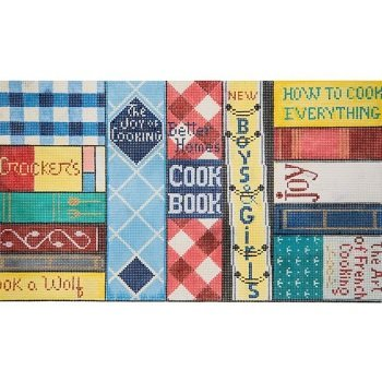 COOKBOOKS by Alice Peterson STITCH GUIDE AP2811