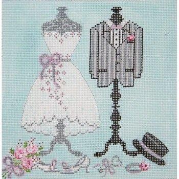 AP2812 WEDDING WARDROBE by Alice Peterson