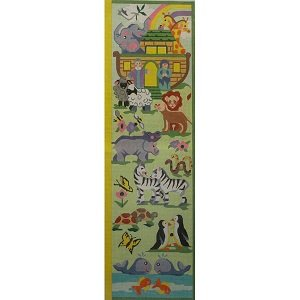 AP3340 NOAH'S ARK GROWTH CHART by Alice Peterson