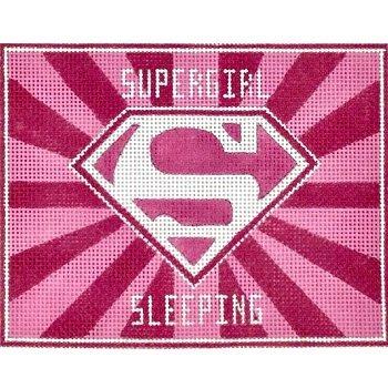 AP3747 SUPERGIRL SLEEPING by Alice Peterson