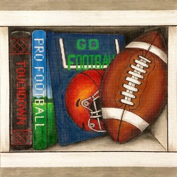 AP4004 FOOTBALL BOOK NOOK by Alice Peterson