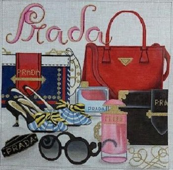 AP4007 PRADA COLLAGE by Alice Peterson