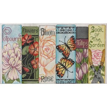 AP4253 FLOWERS BOOKS by ALICE PETERSON