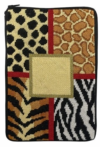 APSZ814 Animal Skins e-Book Kindle Nook Case Kit by Alice Peterson