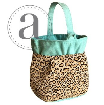 HOLLYWOOD Tall Caddy Tote Bag by Atenti