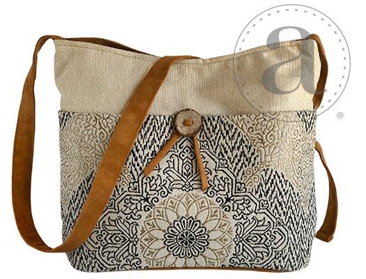 MANDALA CADETTE Tote Bag by Atenti