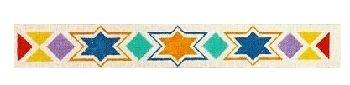 AV7052a-WINDOWPANE STAR ATARAH  by Aviva
