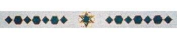 AV7053a-INTERLOCKING STAR ATARAH  by Aviva