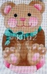 CBKBR-GIRL BEAR BY BETTIERAY