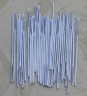 JOHN JAMES BULK (25) TAPESTRY NEEDLES  SIZE 18-JJBULK 25-JJBULK 25-18