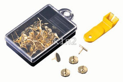 CLOVER TACKS with REMOVER TOOL-CL100H