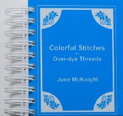 COLORFUL STITCHES by June McKnight-ColorfulSt