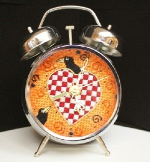CSCH1 HEART with CLOCK KIT by Cheryl Schaeffer