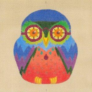 BABY HOOTER OWL B  by Dede STITCH GUIDE-DD17081Bsg